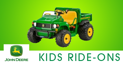 John Deere Kids Ride-Ons