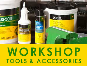 John Deere Workshop Tools & Accessories